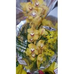 Bouquet grande di orchidee...