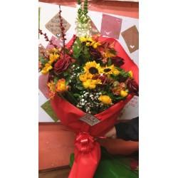 Fiore in confezione regalo